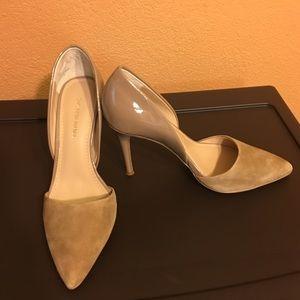 ⭐️ Saks Fifth Avenue pointed toe heels 👠